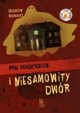 Pan Samochodzik i niesamowity dwór - Zbigniew Nienacki   mała okładka