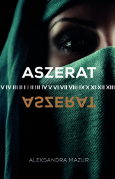 Aszerat - Aleksandra Mazur | mała okładka