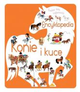 Świat bez tajemnic Encyklopedia Konie i kuce -    mała okładka