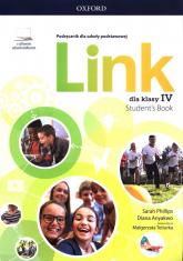 Link 4 Podręcznik z cyfrowym odzwierciedleniem Szkoła podstawowa - Phillips Sarah, Anyakwo Diana | mała okładka