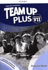 Team Up Plus 7 Materiały ćwiczeniowe + Online Practice Szkoła podstawowa - Bennetto Sarah, Hardy-Gould Janet | mała okładka