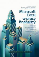 Microsoft Excel w pracy finansisty. Analiza i modelowanie danych finansowych -  | mała okładka