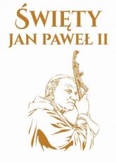 Święty Jan Paweł II -    mała okładka