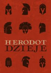 Dzieje - Herodot | mała okładka