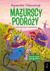 Mazurscy w podróży Tom 4 Diamentowa gorączka - Agnieszka Stelmaszyk | mała okładka