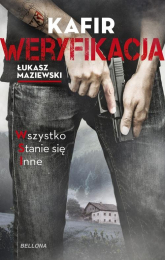 Weryfikacja - Kafir, Maziewski Łukasz | mała okładka