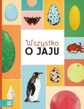 Wszystko o jaju - Nováková Markéta, Bártová Eva, Sedláková Blanka   mała okładka