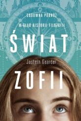 Świat Zofii - Jostein Gaarder | mała okładka