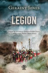 Legion - Geraint Jones | mała okładka