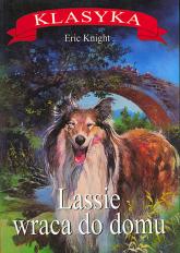 Lassie wraca do domu - Eric Knight   mała okładka