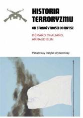 Historia terroryzmu Od starożytności do Da'isz -  | mała okładka