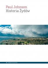 Historia Żydów - Paul Johnson | mała okładka