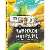 Kamperem przez Polskę 2 - Anna Jurczyńska | mała okładka