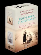 Kołysanka z Auschwitz / Dzieci żółtej gwiazdy Pakiet - Mario Escobar | mała okładka