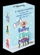 Był sobie szczeniak Bailey / Ellie / Molly Pakiet - Cameron W. Bruce | mała okładka