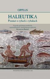 Oppian Halieutika Poemat o rybach i rybakach - Oppian | mała okładka