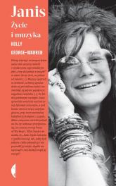 Janis Życie i muzyka - Holly George-Warren | mała okładka