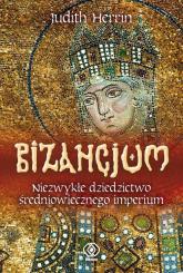 Bizancjum - Judith Herrin | mała okładka