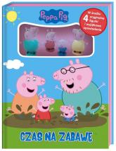 Peppa Pig Czas na zabawę - zbiorowe opracowanie | mała okładka