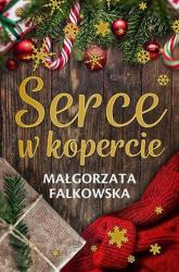 Serce w kopercie - Małgorzata Falkowska | mała okładka