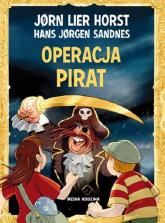 Operacja Pirat - Horst Jorn Lier, Sandnes Hans Jorgen   mała okładka