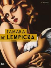 Tamara de Lempicka - Lempicka Marisa, Potocka Maria Anna | mała okładka