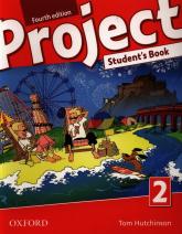 Project 2 Student's Book False Beginner to Intermediate (A1-mid B1) - Tom Hutchinson | mała okładka