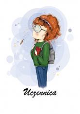 Uczennica - Małgorzata Szafrańska | mała okładka