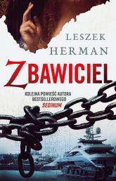 Zbawiciel - Leszek Herman | mała okładka