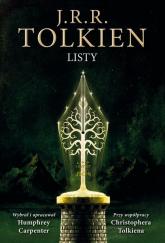 Listy J.R.R. Tolkien - J.R.R. Tolkien   mała okładka
