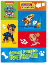 Psi patrol Zadania w okienkach Świat Psiego Patrolu - zbiorowe opracowanie | mała okładka