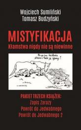 Powrót do Jedwabnego / Powrót do Jedwabnego 2 / Zapis zarazy Pakiet - Sumliński Wojciech, Budzyński Tomasz, Kurek Ewa | mała okładka