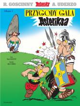 Asteriks Przygody Gala Asteriksa Tom 1 - Rene Goscinny | mała okładka