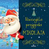 Niezwykła przygoda Mikołaja - Małgorzata Szewczyk   mała okładka