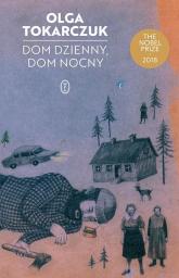 Dom dzienny dom nocny - Olga Tokarczuk | mała okładka