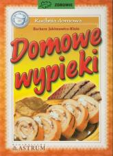 Domowe wypieki - Barbara Jakimowicz-Klein   mała okładka