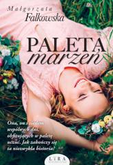 Paleta marzeń Wielkie Litery - Małgorzata Falkowska | mała okładka