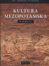 Kultura mezopotamska a Biblia - Tomasz Jelonek | mała okładka