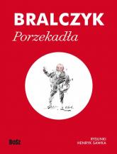 Porzekadła - Jerzy Bralczyk | mała okładka