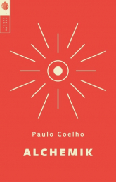 Alchemik - Paulo Coelho | mała okładka