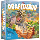 Draftozaur - Bauza Antoine, Lebrat Corentin, Maublanc Ludovic, Riviere Théo   mała okładka