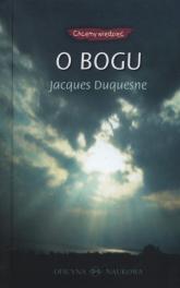 O Bogu - Jacques Duquesne   mała okładka
