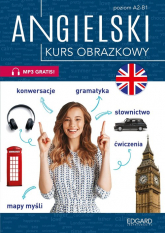 Angielski Kurs obrazkowy - Rafał Tondera | mała okładka