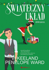 Świąteczny układ Opowiadania - Keeland Vi, Ward Penelope | mała okładka