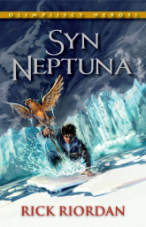 Syn Neptuna Olimpijscy herosi - Rick Riordan | mała okładka