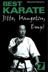 Best Karate 7 Jitte, Hangetsu, Empi - Masatoshi Nakayama | mała okładka