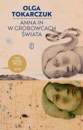 Anna In w grobowcach świata - Olga Tokarczuk | mała okładka