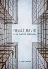 Czas pustych kościołów - Tomas Halik | mała okładka
