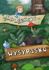 Znalezisko wysypisko - Justyna Zaręba | mała okładka