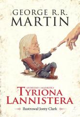 Aforyzmy i mądrości Tyriona Lannistera - Martin George R.R.   mała okładka